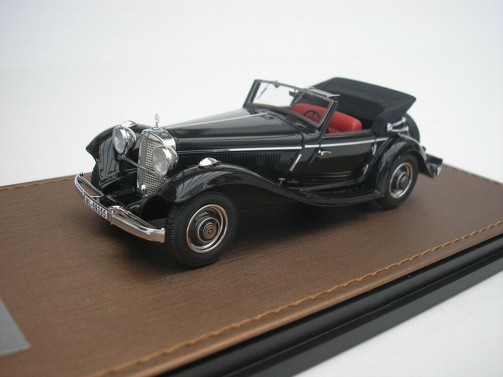 MERCEDES-BENZ 290a 290A Congreenible 1936 black 1 43 GLM 207301 NUEVO