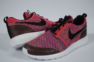 100% authentic 17387 f0fb9 Image is loading New-Mens-Nike-Roshe-NM-Flyknit-SE-816531-
