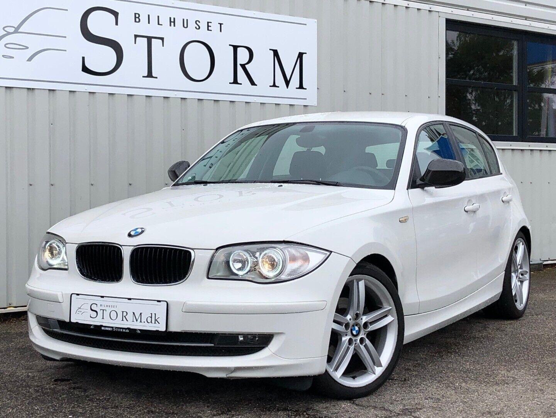 BMW 116d 2,0  5d - 107.900 kr.