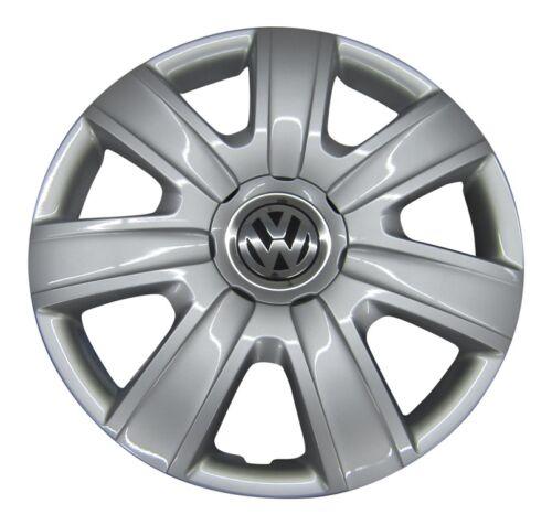 4x original VW tapacubos radzierblenden rueda cegar set 14 pulgadas VW SEAT SKODA #2