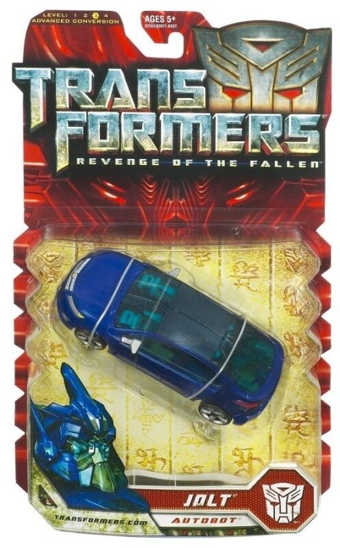 Transformers Revenge of the Ftuttien - Jolt - Deluxe classe nuovo MOC