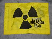 Custom Nuclear Flag For Atv Utv Bike Jeep Dune Safety Flag Whip Pole