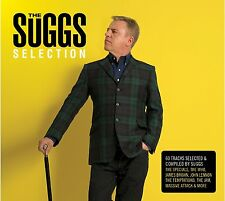 THE SUGGS SELECTION - 3CD SOUL, POP,SKA,ROCK HITS OF THE 60's,70's,80's,90's ETC