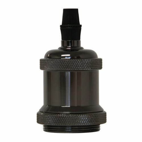 E27 Vintage Lampenfassung Fassung Socket Lampensockel Sockel Retro Lampenhalter