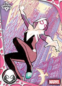 DIGITAL CARD Topps Marvel Collect TOPPS SHOWCASE 2019 Deadpool #2