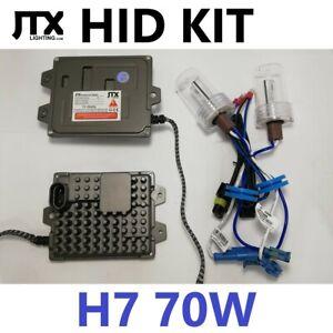 H7 JTX HID Kit 70W 12V 24V XENON HIGHBEAM suits VW Golf Passat Bora