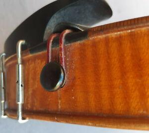 4-4-Violine-interessantes-Instrument-aus-Sachsen-Geige