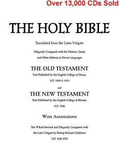 Holy Bible Old Testament Pdf