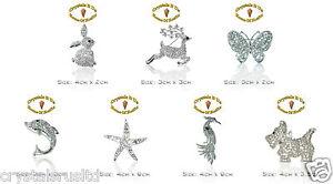 ANIMAL-FASHION-vintage-BROOCH-PIN-BADGE-crystal-gem-bling-WEDDING-BRIDAL-BOUQUET