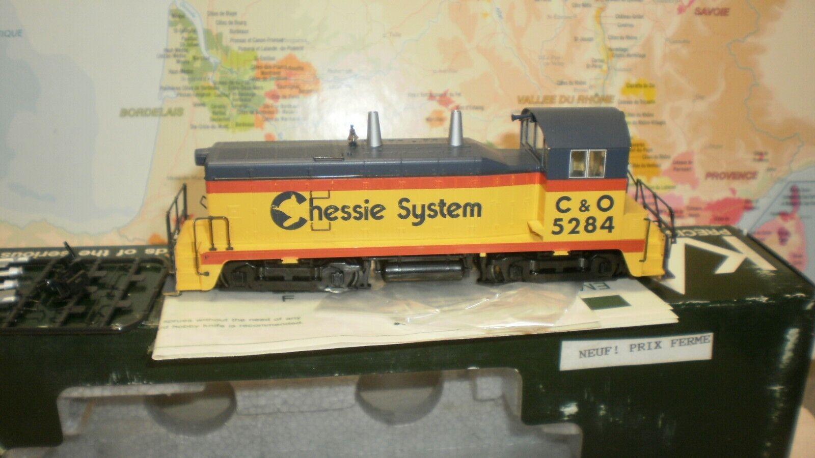 consegna rapida Loco diesel NW2 NW2 NW2 Chessie System USA Kato HO  merce di alta qualità e servizio conveniente e onesto