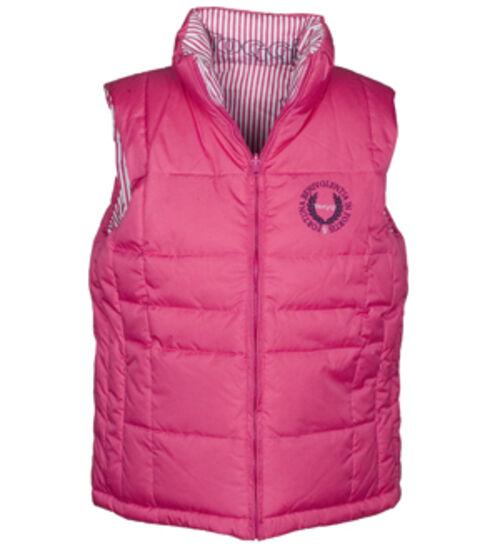 Toggi LUNE women REVERSIBILE Gilet per tenere caldo il corpo pink NUOVO