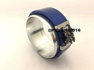 """Purple Aluminum Pegasus Wiggen 2.5/"""" Flange Clamp Turbo Intercooler Pipe 2.5/"""" inc"""