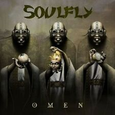 "SOULFLY ""OMEN"" CD 11 TRACKS NEU"