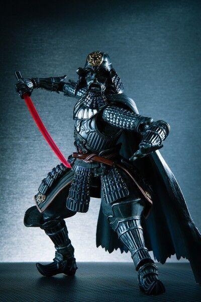 Star Wars AF MMR figurine Samurai AF Wars General Darth Vader 18 cm Bandai 20461 ebcfed