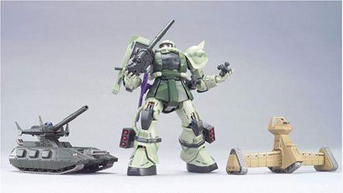 HCM Pro WHITE BASE PUNITIVE FORCE Set 1 200 Action Figure Gundam NEW from Japan