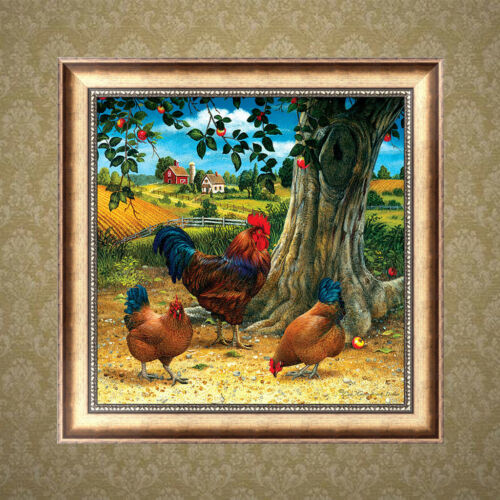 Chick 5D Diamond Embroidery Painting Rhinestone Cross Stitch Decoration Craft