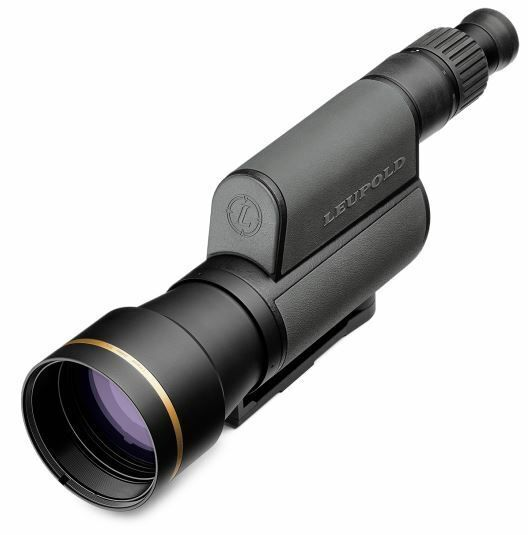 Leupold Golden Ring 20-60x80mm Spotting Scope,Shadow Gray,Impact Reticle 120377