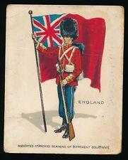 1915 T105 Zira Cigarettes -STANDARD BEARERS -England