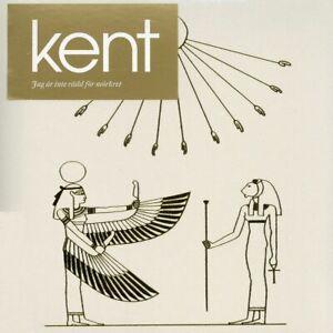 """Kent - """"Jag är inte rädd för mörkret"""" 2012 (Ltd) Digipack (CD)"""