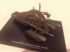 CORPORATE ALLIANCE TANK DROID  STAR WARS diecast model in display case