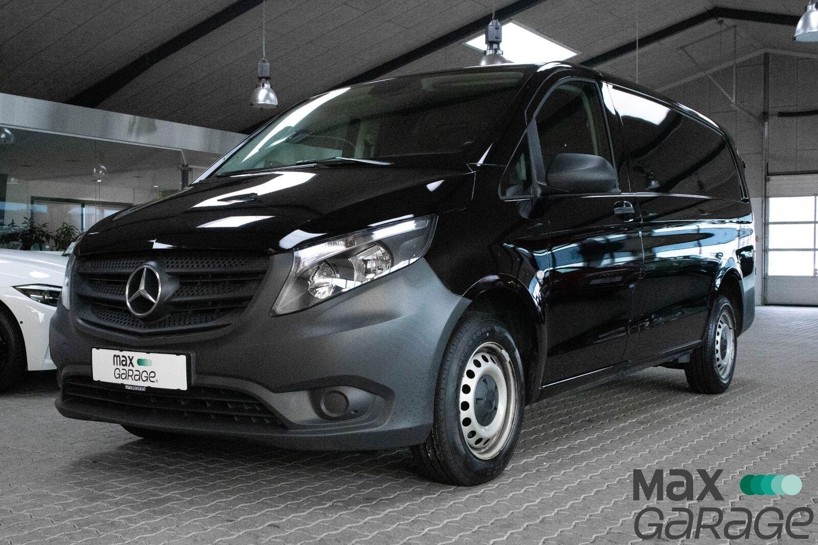 Mercedes Vito 114 Leasing