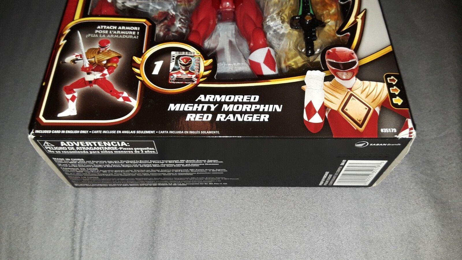 Power Megaforce Rangers Megaforce Power ArmoROT Mighty Morphin ROT Ranger Figure c2438f
