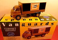 Lledo Vanguards 8010: Sainsburys: Bedford s Type Van: Mint Boxed 1/64 Model