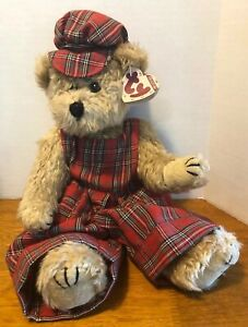 Ty Beanie Babies Attic Treasures Collection Scotch