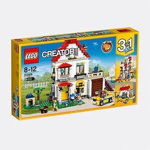 LEGO Creator 3-In-1 Family Villa 31069