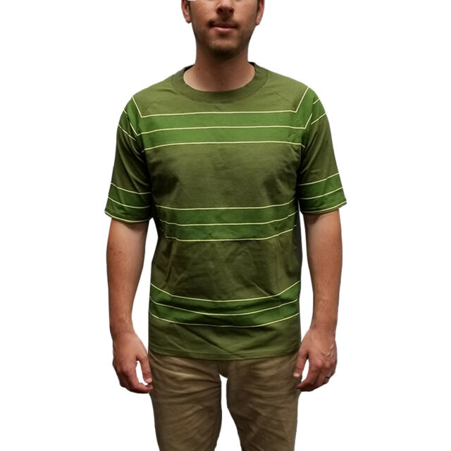 Kurt Cobain Striped Shirt Nirvana Costume Smells Like Teen Spirit Music  Video