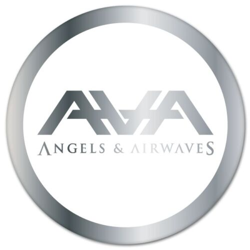 Angels /& Airwaves supergroup Vynil Car Sticker Decal Select Size