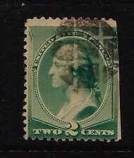 US Fancy  Cancel = Hand-Inscribed Pittsburgh TIC-TAC-TOE Format <Cole* #GCR-78>