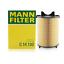 1X-Genuine-OE-MANN-AIR-FILTER-C14130-OE-1F0129620-Single thumbnail 1