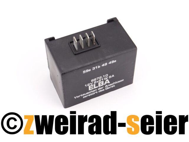 Elba 12V 8872.10/1 - Blinker 2 x 21W - Ladestrom 5A Simson S51, S70, SR50, SR80