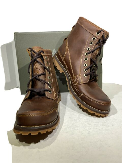 Timberland Earthkeepers Original Men's Size 8 W/L Brown Leather 6