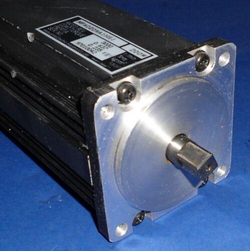 MATSUSHITA ELECTRIC 3000 R//MIN 200W AC SERVO MOTOR MFA020HA1NSJ *PZF*