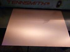 1 Sheet Copper Clad Laminate Fr 4 Five 5 Oz Double Sided 18 X 24 Black