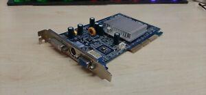 Carte-video-AGP-GEFORCE-FX5200-D128M