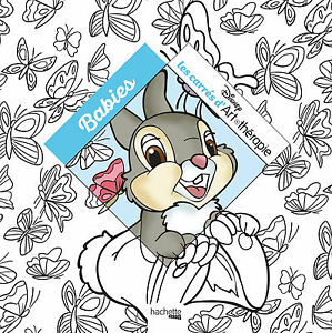 Image Is Loading Disney Animals Cute Adult Colouring Book French Kittens