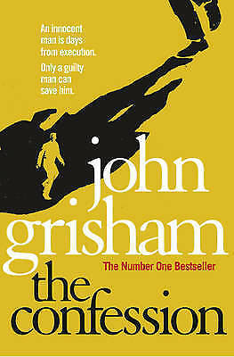 The Confession by John Grisham, Acceptable Used Book (Paperback) Fast & FREE Del