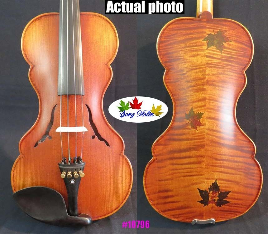 Baroque style SONG Brand maestro 4 4 violin,huge and powerful sound  10796