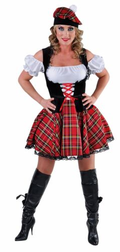 Scottish Lady sizes 6-22 Shorter Version