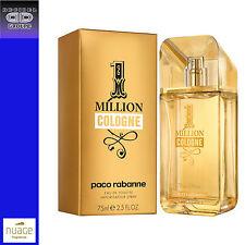 PACO RABANNE 1 ONE MILLION COLOGNE EDT 75 ML vapo profumo uomo