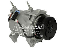 New A/C AC Compressor Fits:  2000 01 02 03 04 2005 Cadillac Deville V8 4.6L DOHC