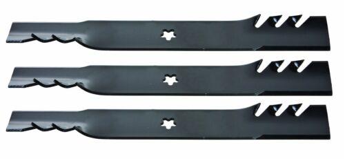 High Lift Gator G5 Mulcher Blades for Craftsman 532187254 532187256 Poulan 3