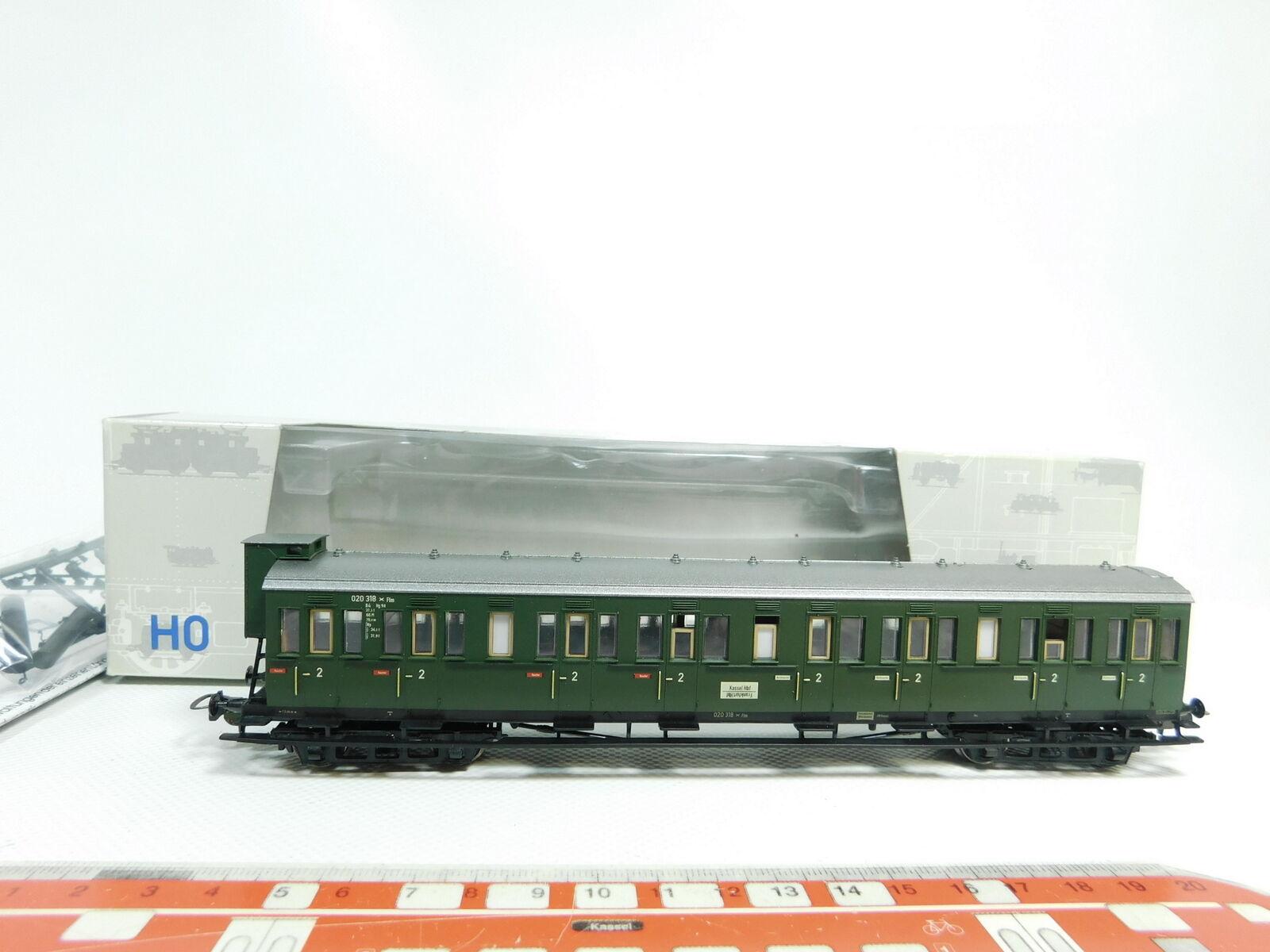 BF403-0,5  Piko H0 DC 53015 Abteilwagen Personenwagen 020 020 020 318 DB NEM, NEUWOVP  | Nicht so teuer  a11c42