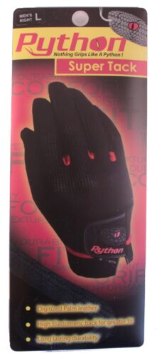 Python Super Tack Racquetball Glove Right Large New