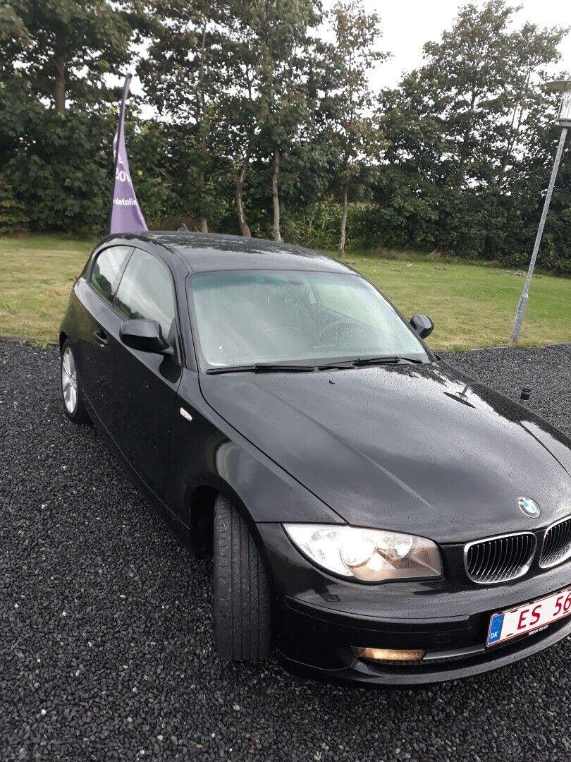 BMW 116d 2,0 Advantage 3d