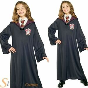 Superb Image Is Loading Girls Hermione Granger Costume Harry Potter Robe Fancy  Sc  1 St EBay