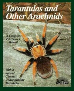 Tarantulas-and-Other-Arachnids-Paperback-Samuel-D-Marshall